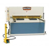 "BAILEIGH 1007122 SH-5210-HD 52"" X 10 GAUGE HEAVY DUTY HYDRAULIC SHEET METAL SHEAR"