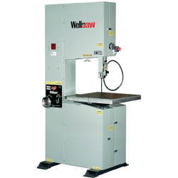 """WELLSAW V-20F 20"""" VERTICAL BANDSAW WITH 16"""" WORK HEIGHT"""